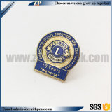 Wholesale Custom Design Metal 10 Years Serve Anniversary Badge