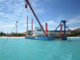 18 Inch Hydraulic Cutter Suction Dredger / Dredging Equipment
