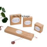 High Quality with Competition Price Kraft Paper Jewelry Gift Packaging Box
