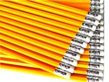 18 Years Factory Cheaper Price School Stationery 7.5inch Wood Hb Pencils Bulk