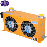 Ah0608tl-Ca Double Fans Hydraulic Oil Cooler for CNC Machine Industrial Air Heat Exchanger Price