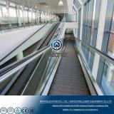 Safe Vvvf Auto Conveyor Escalator Passenger Travelator Moving Walkway