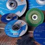 4 Inch 100X6X16mm Reinforced Metal Grinding Disc