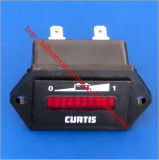 Original Curtis Hour Meter 906t 12V for Electric Power