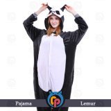 Cheap Winter Adult Animal Long Tail Jumpsuit Pajama Costumes