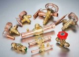 Air Conditioner Control System Brass Thermal Expansion Valve