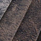100% Polyester Furniture Upholstery Flocking Sofa Fabric