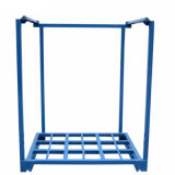 Heavy Duty Steel Stackable and Foldable Storage Tire Display Rack