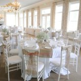 Universal White Banquet Wedding Chair Cover Wholesale Cheap Christmas Spandex Decoration