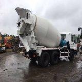 Construction Machine Cement Concrete Truck Used Isuzu Mixer Truck