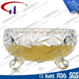 210ml Wholesale Engraved Clear Glass Salad Bowl (CHM8436)