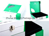 High Quality OEM Gift Packaging Box with Metal Lock