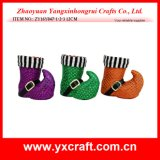 Halloween Decoration (ZY16Y047-1-2-3 12CM) Halloween Party Boot
