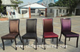 Same Style Imitated Wood Finish Dining Chair (YC-F072)