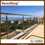 Cheap SUS 304 Stainless Steel Cable Railing for Decking / Terrace / Balcony/Baluster (SJ-S060)