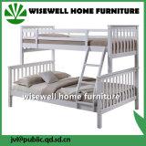 Pine Wood Triple Bunk Bed Modern Bedroom Furniture (WJZ-B71)