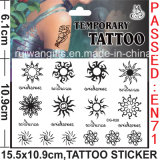 Non-Toxic Temporary Body Tattoo Sticker (CG020)