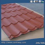 ISO Certificated Metal Roofing PPGI Steel Sheet