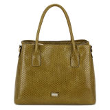 PU Leather Women Designer Fashion Handbag (MBNO032118)