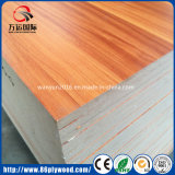 Hot Sale 18mm 25mm Wood Texture Melamine MDF for Office Furniture