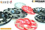 4-Inch/105mm Doule Row Diamond Grinding Wheel/Diamond Tool/Grinding Tool