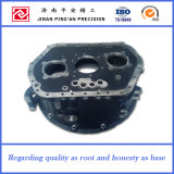 Cast Steel Gearbox Auto Parts for Heavy Trucks with ISO 16949