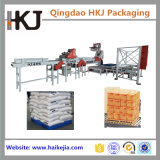 Automatic Palletizing Robot for Cartons and Bags Stacking