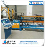 Chain Link Fence Machine (SHP003) /Diamond Mesh Weaving Machine