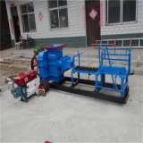 Diesel Semi-Automatic Clay Block Making Machine Calcined Red Earth Extruder