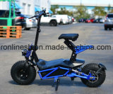 2000W, 48V Lithium Electric Scooter/off Road Folded E Scooter/E Mini Scooter/Dirt Electrical Scooter with Oversized All Terrain Fat Tire Ce/ECE
