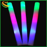 EPE Foam Flashing LED Light Cheering Stick for Party