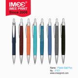 Imee Wholesale Custom Vis Logo Printed Business Promotional Promotion Gift Novelty Plastic Ball Pen