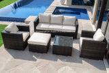 2018 New Wicker Furniture, Rattan Sofa Set Patio Furniture