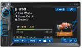 6.2inch Double DIN Car DVD Player with Wince System Ts-6005