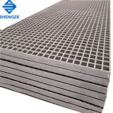 FRP Grating Decoration Plastic Mini Molded 25*25mm Slipresistant Fiberglass Products Bargeboard