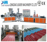 PVC Corrugated Waved Roofing Plate Extrusion Line