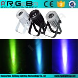 Mini 10W RGBW4in1 Osram Narrow Beam 8 Degree LED Stage Spot PAR Can Light