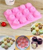 Food Grade Silicone Non-Stick Muffin Cake Mold