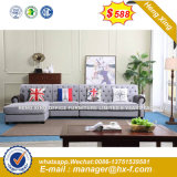 Classic Furniture Fabric Wooden Sofa (HX-SN8083)