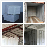 Easy Installation Calcium Silicate Board Sandwich Wall Panel with EPS/Cement/Sand