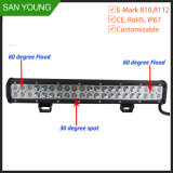 Auto LED Light Bar 20 Inch 126W CREE Philip for off-Road Driving SUV UTV 4X4 Cars