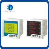 Three Phase Digital Display Ampere Meters with RS-485 Communications and Modbus-RTU Protocol