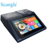 Windows Mini Capacititive Touch All in One POS System with Printer / NFC / Msr