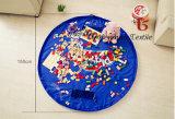 "59""Children's Play Mat/Toy Storage Bag/Outdoor Use Mat"
