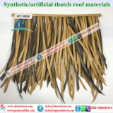 Artificial Thatch Synthetic Thatch Plastic Palm Tree Leave Thatch Roofing Tiles 1