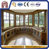 Good Quality and Reasonable Price Aluminum Double Glass Window