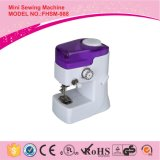 Easy to Stitch Mini Children Toys Sewing Machine Manufacturer (FHSM-988)