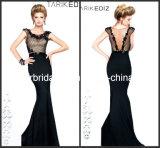 Sleeveless Mermaid Evening Dress Tarikeds Court Train Long Prom Gowns W148656