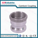 "3"" Type A Adapter Aluminum Cam and Groove Coupling"