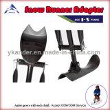 Black Plastic Snow Ski Attachments (ASK)